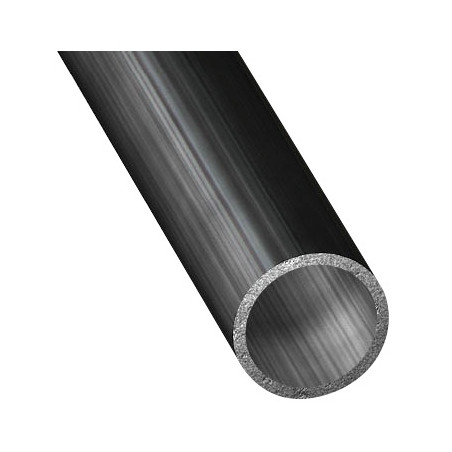 Tube rond  17.2 x 2 soude- lg 6 m