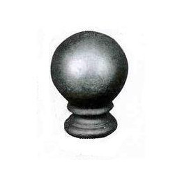 Couvre pilastre h   75mm x 43mm base