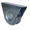 Galet support ext 080 u rond 16,2